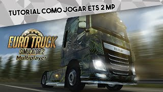getlinkyoutube.com-Tutorial Como Jogar Euro Truck Simulator 2 Online 2016
