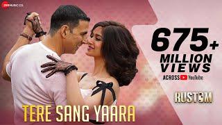 Tere Sang Yaara   Rustom | Akshay Kumar & Ileana D'cruz |  Arko Ft. Atif Aslam | Manoj Muntashir