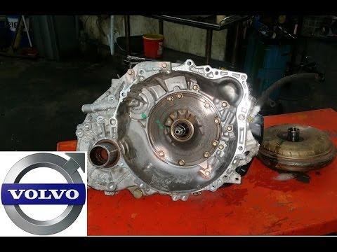 АКПП VOLVO XC90 aisin 55/51SN. Переделка из АКПП от VOLVO S60