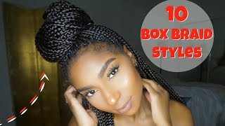 getlinkyoutube.com-10 NEW STYLES FOR BOX BRAIDS: REQUESTED|JAMEXICANBEAUTY