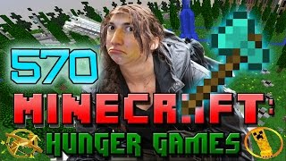 getlinkyoutube.com-Minecraft: Hunger Games w/Mitch! Game 570 - BETTY AXE!