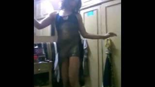 getlinkyoutube.com-رقص خيالي بنوته لابسه اسود شفاف ـ اغنية وربنا المعبود