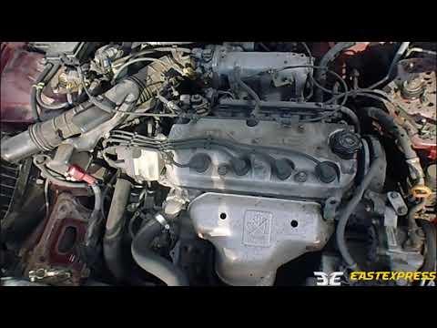 ДВС+КПП HONDA F22B - 3225799