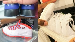 getlinkyoutube.com-NIKE AIR JORDANS AT ROSS OUTLET?! Stephen Curry Shoes Are Trash! SneakerHead Shoe Vlog Ep.30