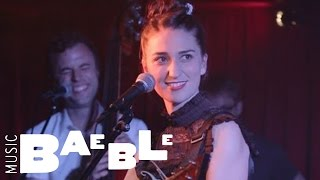 getlinkyoutube.com-Sara Bareilles - Brave || Baeble Music