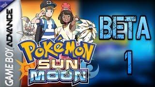 getlinkyoutube.com-Descargar Pokemon Sun&Moon Beta 1 para Android HackRom My Boy! GBA PC