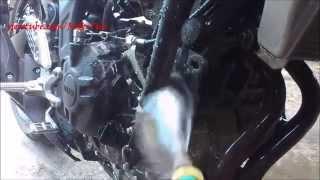 getlinkyoutube.com-Tips Menglihangkan Kerak Membandel Pada Mesin Motor