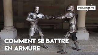 getlinkyoutube.com-Le combat en armure au XVe siècle