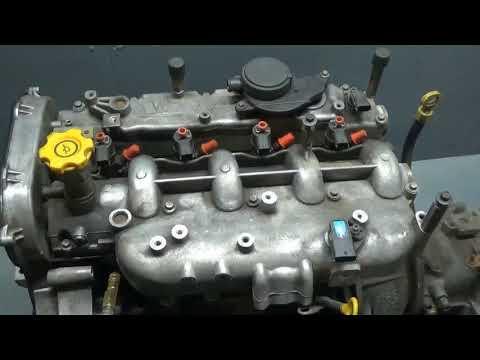 Двигатель Chrysler для Voyager/Caravan (RG/RS) 2000-2008