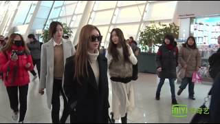 getlinkyoutube.com-150201 T-ARA @ Incheon Airport