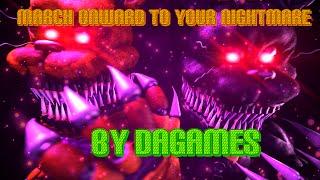 getlinkyoutube.com-SFM| Fredbear and Nightmare (!REDO!)|music by: DAGames - March Onward