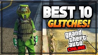 getlinkyoutube.com-GTA 5 Online - ''TOP 10 WORKING GLITCHES'' 1.35/27 (Shoot In Apartment, Dumpster Glitch & More