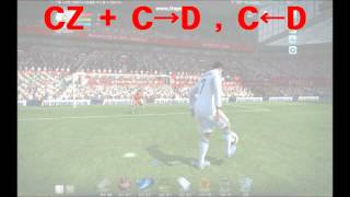 getlinkyoutube.com-FIFA ONLINE3 - SKILL 17