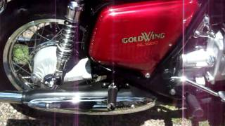 getlinkyoutube.com-GOLD WING GL 1000 1975