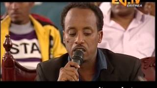 getlinkyoutube.com-ኤርትራ Eritrean Music Interview with Mengsteab Tesfagergish - Merhaba
