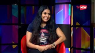 getlinkyoutube.com-Interview with Actress Eva Pavithran (Rockstar) - Dhoom | Tv New