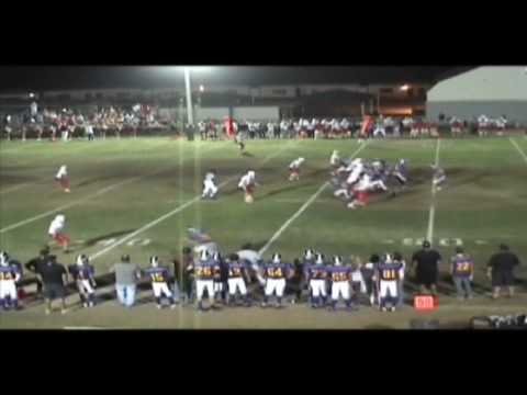 Chad Dashnaw 2010 QB 2008 FB Season