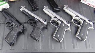NEW Beretta 92FS INOX (HD)
