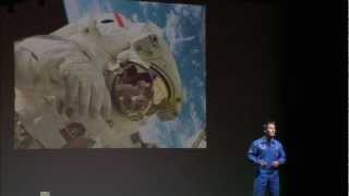getlinkyoutube.com-Pourquoi faut-il croire en l'exploration spatiale? Thomas Pesquet at TEDxParis 2012