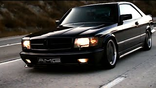 getlinkyoutube.com-Mercedes 560 SEC AMG