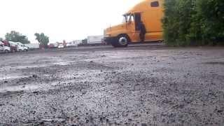 getlinkyoutube.com-LCV  BACK UP TRIPLE TRAILER
