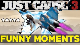 getlinkyoutube.com-Just Cause 3: Funny Moments EP.3 (JC3 Epic Moments Funtage Montage Gameplay)