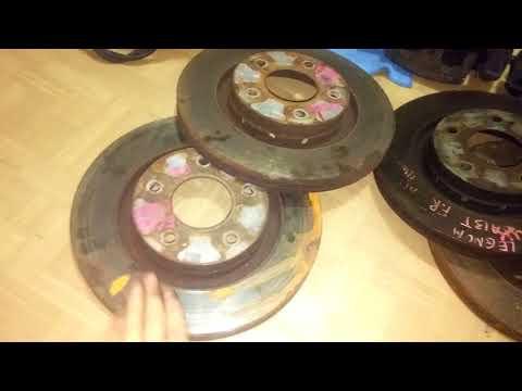 VR4 Суппорта, тормозные диски, кулаки (станиславу, г.рязань)