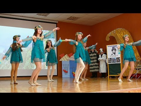 Танцевальные баттлы в 5-х классах. Шоу «Многоликий мир» - 2019