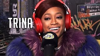 getlinkyoutube.com-Trina Has Her Ass Insured, Talks Her New Album & The Reason Why Her and Wayne Split