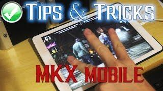 getlinkyoutube.com-TIPS and TRICKS Mortal Kombat X mobile iOS/Android (FORUM UPDATE 1.6.1)