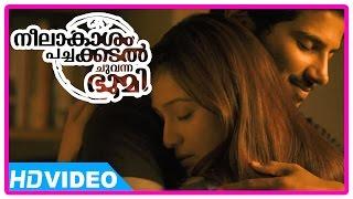 Neelakasham Pachakadal Chuvanna Bhoomi Movie | Scenes | Dulquer and Surja Bala unite