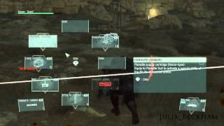 getlinkyoutube.com-[MGSV:TPP] Mission 45   Extracted 7 Tanks and 7 armored vehicles