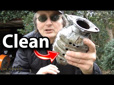How to Clean Your Car's Catalytic Converter using Lacquer Thinner