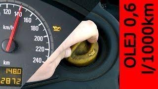 getlinkyoutube.com-CAR | Ile oleju dolewacie miedzy wymianą oleju??