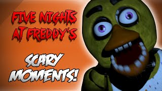 getlinkyoutube.com-Five Nights At Freddys! - JUMPSCARES FOR DAYS! (Funny Moments)