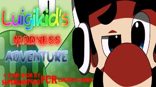 getlinkyoutube.com-LUIGIKID'S MADNESS ADVENTURE [DEMO] - AN MLG QUEST WITH FREDDY FUCKBOY!