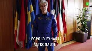 C'est quoi ton métier... astronaute