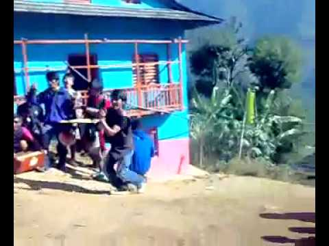 nepal kharigaira ko dance local