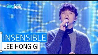 getlinkyoutube.com-[HOT] LEE HONG GI - INSENSIBLE, 이홍기 - 눈치 없이, Show Music core 20151121