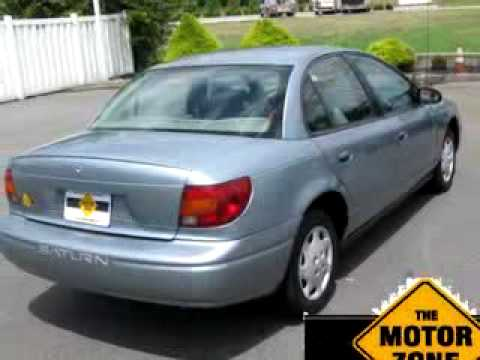 2002 saturn sl1 problems online manuals and repair for Motor zone williamstown nj