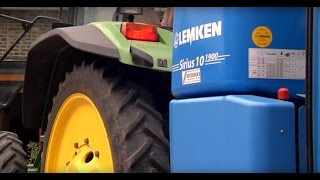 LEMKEN, QuickConnect, Sirius 10,