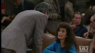 getlinkyoutube.com-Night Court Dan Fielding fends off Teri Hatcher