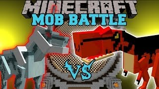 getlinkyoutube.com-KIRIN VS ALOSAURUS - Minecraft Mob Battles - OreSpawn and Monster Hunter Mods