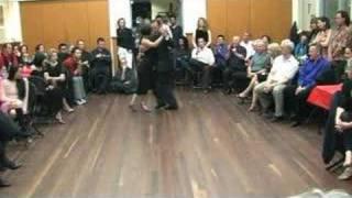 Fabian Peralta and Virginia Pandolfi in Melbourne (part 1)