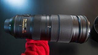 getlinkyoutube.com-Nikon 200-500mm VR Unboxing & Initial Impressions (Nikon AF-S FX NIKKOR 200-500mm f/5.6E ED VR Lens)