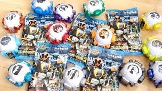 getlinkyoutube.com-早くもネクロムがラインナップ!食玩 仮面ライダーゴーストコレクションカードガム2 全27種 5パック開封レビュー!エンスカイ