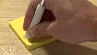 Erasable Memo Pad & Pen