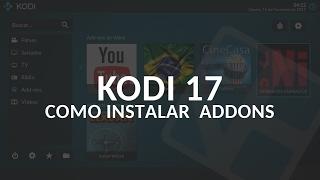 getlinkyoutube.com-KODI 17 - COMO INSTALAR ADDONS NO KODI 17 !