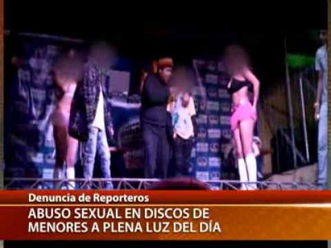 Abuso Sexual en vivo [Nota Canal13 Chile]