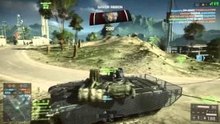 getlinkyoutube.com-BF4 - Tank 49 Kill Streak - 50-1 - Unedited Gameplay 1080P Rogue Transmission